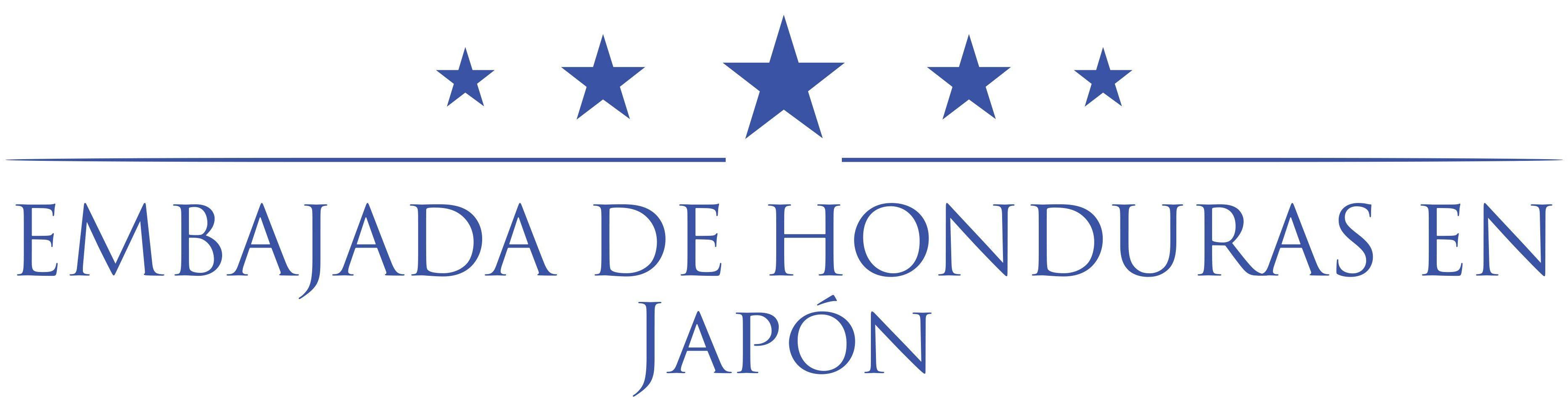 EMBAJADA DE HONDURAS EN JAPÓN